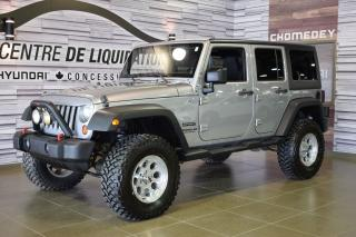 Used 2013 Jeep Wrangler Sport+awd for sale in Laval, QC