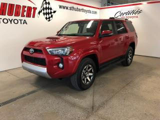 Used 2018 Toyota 4Runner TRD OFF ROAD, NAVIGATION for sale in St-Hubert, QC