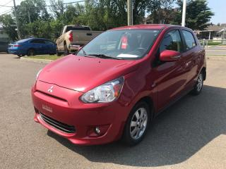 Used 2015 Mitsubishi Mirage SE for sale in Québec, QC