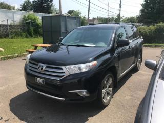 Used 2013 Toyota Highlander AWD for sale in Québec, QC