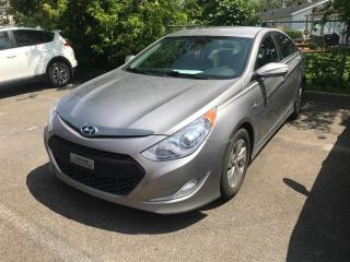 Used 2013 Hyundai Sonata Hybride BASE for sale in Québec, QC