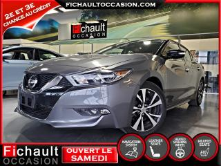 Used 2018 Nissan Maxima SV *** NAVIGATION*** CUIR*** for sale in Châteauguay, QC