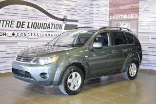 Used 2012 Mitsubishi Outlander Es+awd for sale in Laval, QC