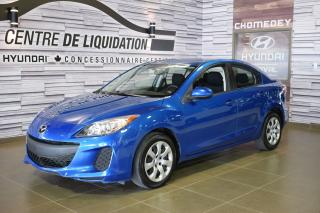 Used 2013 Mazda MAZDA3 GX for sale in Laval, QC
