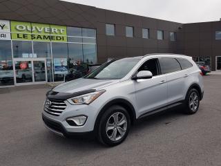 Used 2016 Hyundai Santa Fe XL Luxury w/6 Passenger, 40903 KM, CUIR for sale in Chambly, QC