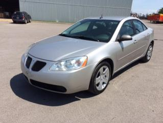 Used 2008 Pontiac G6 Berline SE 4 portes for sale in Quebec, QC