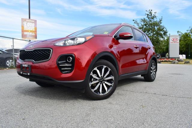 2018 Kia Sportage EX CAMERA/HS/LEATHER