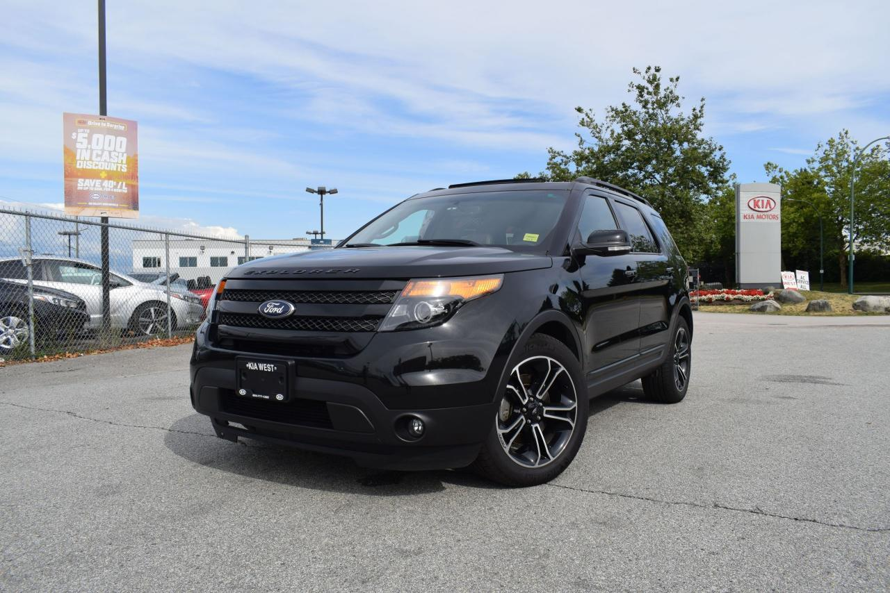 2015 Ford Explorer Sport AC/NAVI/ROOF/LEATHER/PL/P