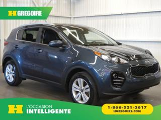 Used 2017 Kia Sportage LX AWD CAMÉRA-GR for sale in St-Léonard, QC
