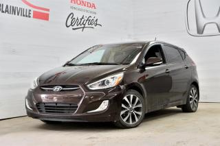 Used 2015 Hyundai Accent GLS for sale in Blainville, QC
