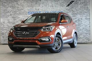Used 2017 Hyundai Santa Fe Sport Luxury*AWD*CUIR*NAV* for sale in St-Laurent, QC