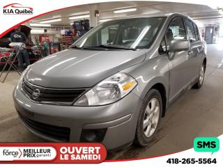 Used 2010 Nissan Versa Sl Mags Cruise for sale in Québec, QC