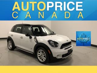 Used 2016 MINI Cooper Countryman Cooper S PANOROOF|LEATHER|AUTO for sale in Mississauga, ON