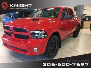 Used 2019 RAM 1500 Classic Express Crew Cab | Heated Seats and Steering Wheel | Remote Start for sale in Regina, SK