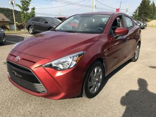 Used 2016 Toyota Yaris Berline 4 portes BA for sale in Val-David, QC