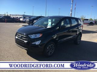 Used 2019 Ford EcoSport S for sale in Calgary, AB