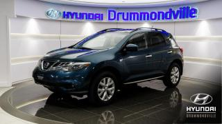 Used 2013 Nissan Murano SL AWD + TOIT PANO + MAGS + CUIR + CAMER for sale in Drummondville, QC