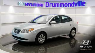 Used 2010 Hyundai Elantra GL + 40 825KM + A/C + CRUISE + WOW !! for sale in Drummondville, QC