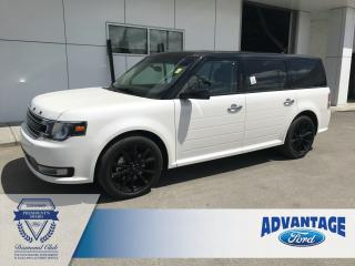 Used 2019 Ford Flex SEL Moonroof - Third Row Seating for sale in Calgary, AB