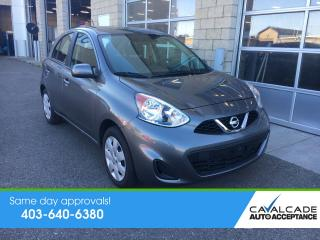 Used 2016 Nissan Micra SV for sale in Calgary, AB