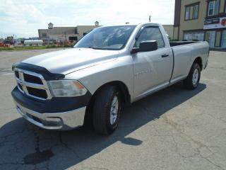 Used 2013 RAM 1500 Cabine ordinaire 2RM, 140,5 po ST for sale in Mirabel, QC