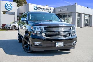 Used 2017 Chevrolet Tahoe Premier *8 PASSENGER* *LOADED* *LEATHER* *NAVI* *SUNROOF* for sale in Surrey, BC