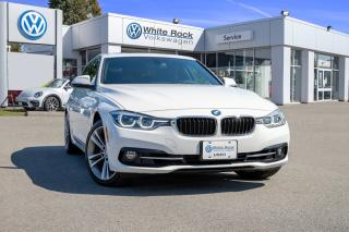 Used 2018 BMW 330 i xDrive *CONVENIENCE PACKAGE* *SPORT* *SUNROOF* *VEGAN LEATHER* for sale in Surrey, BC