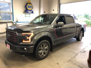 Used 2016 Ford F-150 Lariat Sport Fx4 for sale in Kitchener, ON