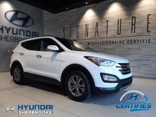 Used 2014 Hyundai Santa Fe LUXURY+AWD+CUIR+CAMERA+TOIT PANO for sale in Sherbrooke, QC