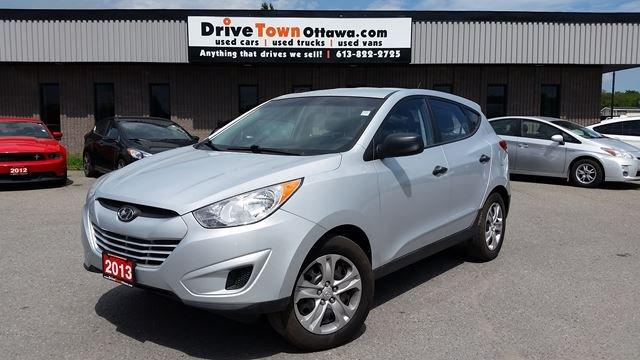 2013 Hyundai Tucson GL 4X4 **LOW LOW PAYMENT**