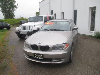 Used 2009 BMW 1 Series 128i for sale in Waterloo, ON