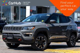 New 2019 Jeep Compass Trailhawk|New Car|Pano_Sunroof|Beats_Audio|Backup_Ca|Keyless_Go for sale in Thornhill, ON
