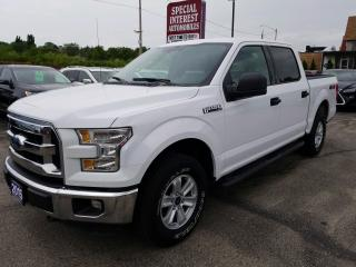 Used 2015 Ford F-150 XLT 5.0L V8 !!  4X4 !!  CRUISE !! ALLOYS !! BLUETOOTH !! for sale in Cambridge, ON