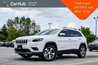 New 2019 Jeep Cherokee Limited|New Car|4x4|Backup.Cam|Bluetooth|Heat.Frnt.Seats|Keyless.Go| for sale in Thornhill, ON