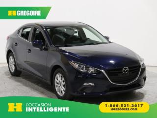 Used 2015 Mazda MAZDA3 Gs Mags Bluetooth for sale in St-Léonard, QC