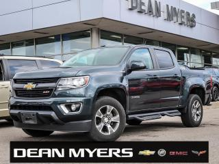 Used 2017 Chevrolet Colorado Z71 for sale in North York, ON