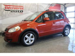 Used 2011 Suzuki SX4 AWD for sale in Lévis, QC
