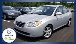 Used 2009 Hyundai Elantra Toit, Cuir, Mags, Berline, boîte automat for sale in Val-David, QC