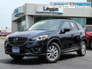 Used 2016 Mazda CX-5 GS -AWD, BLUETOOTH, MOONROOF, HEATED SEATS, REAR CAMERA for sale in Burlington, ON