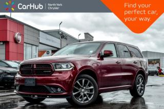 Used 2018 Dodge Durango GT|Trailer.Tow.Pkg|7-Seater|GPS|Backup.Cam|Bluetooth|Heat.Seats| for sale in Thornhill, ON