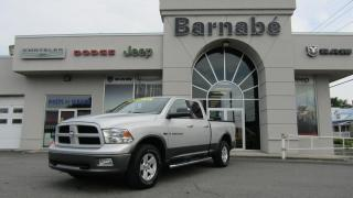 Used 2012 RAM 1500 5.7 HEMI BLUETOOTH BUCKETS SEATS / MARCH for sale in Napierville, QC