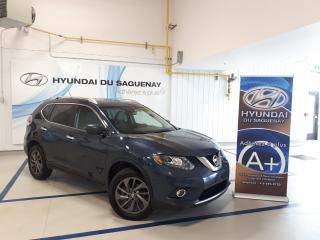 Used 2016 Nissan Rogue SL/AWD/MAGS/TOIT/CUIR GARANTIE for sale in Jonquière, QC