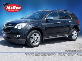Used 2015 Chevrolet Equinox 2LT for sale in Peterborough, ON