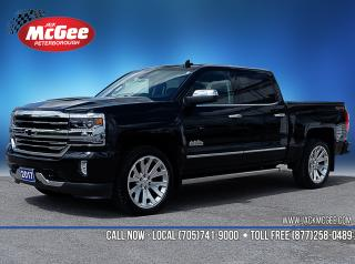 Used 2017 Chevrolet Silverado 1500 High Country for sale in Peterborough, ON