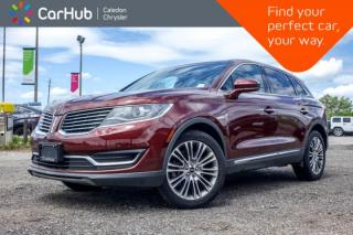 Used 2016 Lincoln MKX Reserve|AWD|Navi|Pano Sunroof|Bluetooth|Backup Cam|R-Start|Blind Spot|20