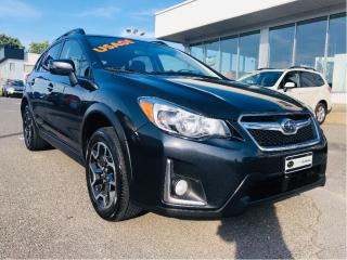 Used 2016 Subaru XV Crosstrek Ltd Package for sale in Lévis, QC