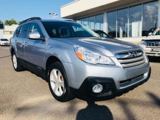 Used 2017 Subaru Outback 2.5i for sale in Lévis, QC