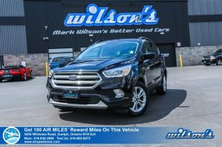 Used 2017 Ford Escape SE - NEW TIRES! Navigation, Rear Parking Sensors, Dual Climate Control, 17