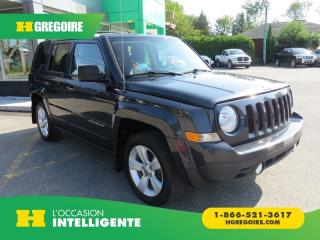 Used 2014 Jeep Patriot NORTH AUT AWD A/C for sale in St-Léonard, QC