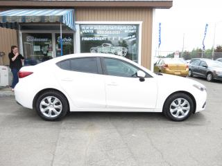 Used 2016 Mazda MAZDA3 Berline 4 portes, boîte manuelle, GX for sale in Prevost, QC